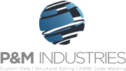 Plate Rolling and Angle Rolling Services Logo